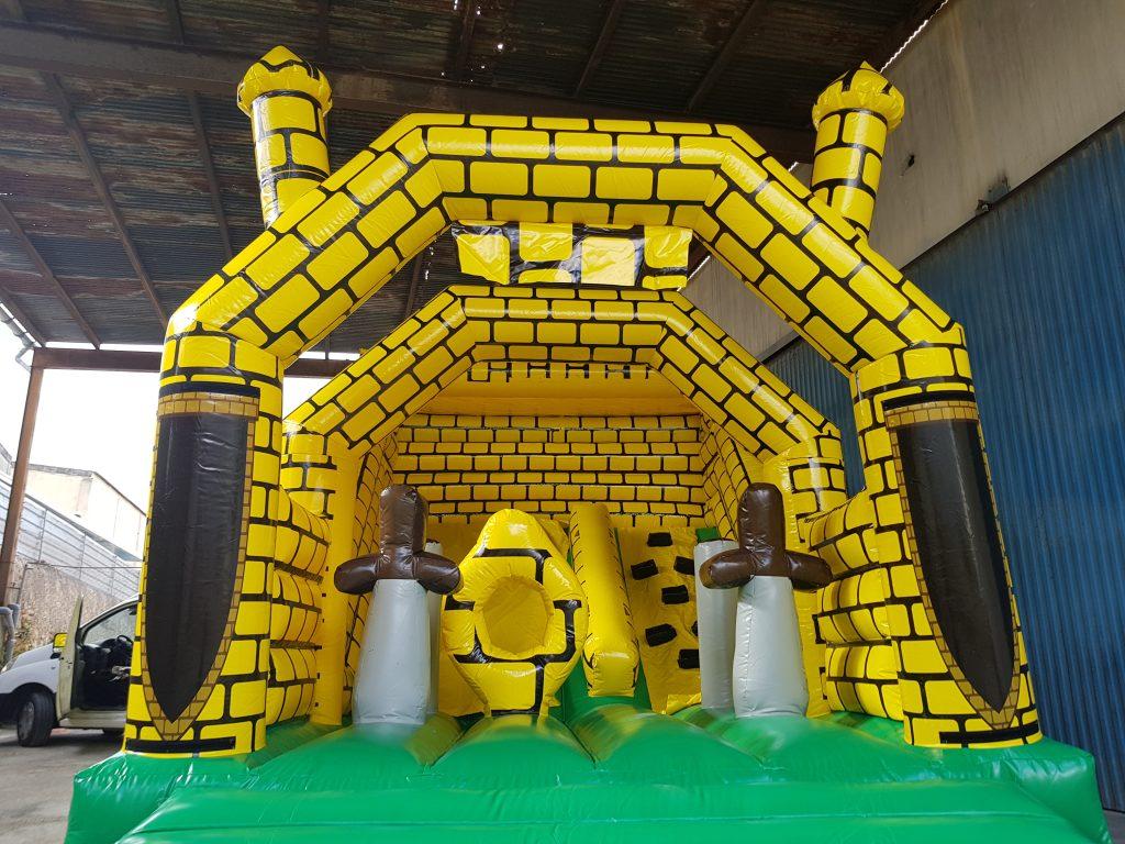 castillo medieval 7x5